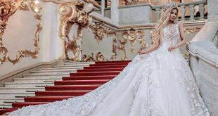 صورة صور بدلات اعراس , اشيك عروسة في ليلة العمر