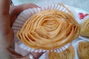 صور حلويات جزائرية بسيطة بالصور , اشهي والذ الحلويات الجزائريه
