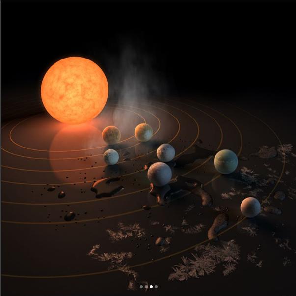 صورة صور المجموعة الشمسية , صور توضيحيه للمجموعه الشمسيه