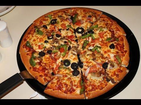صور طريقة عمل البيتزا بالصور خطوة خطوة , البيتزا علي احلي طريقه