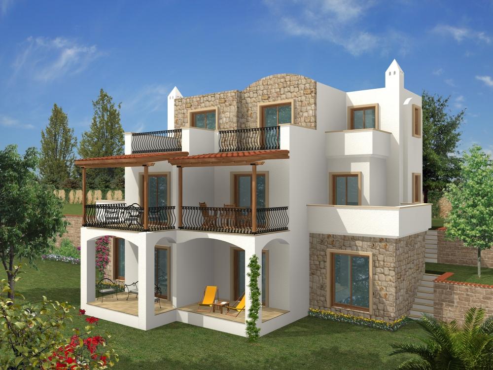 صورة صور بيوت , اشكال جديده للبيوت