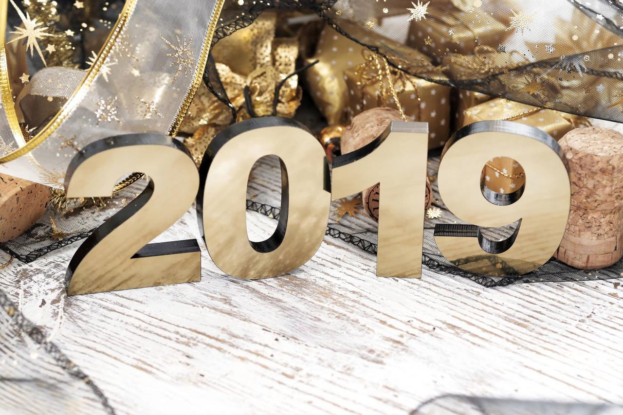 صورة صور مكتوب عليها 2019 , احدث صور بها بعض الكلمات لهذا العام