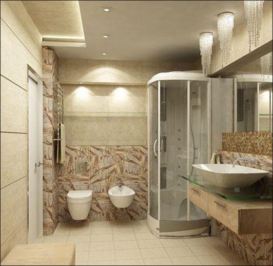 صور صور حمامات روعه , افخم صور للحمامات الحديثه