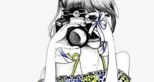صور صور بنات رسومات , اشهر الصور لرسومات البنات
