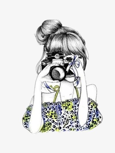 صورة صور بنات رسومات , اشهر الصور لرسومات البنات