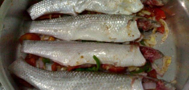 صورة اعملي السمك السنجاري زي المحترفين , طريقة عمل السمك السنجارى