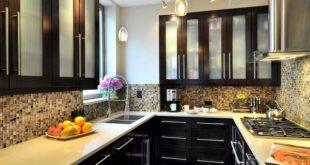 صورة خلي مطبخك شيك وبسيط , تصاميم مطابخ صغيرة وبسيطة