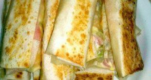 صورة شاورما طعمها تحفة , طريقة عمل شاورما الفراخ السورى