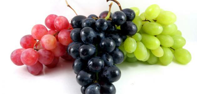 صورة العنب للوقاية من الأمراض , فوائد العنب