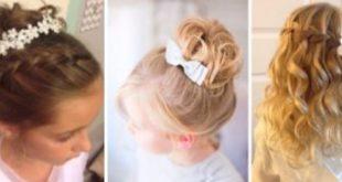 صورة تسريحات متألقة لاحلي بنات , اجمل تسريحات الشعر