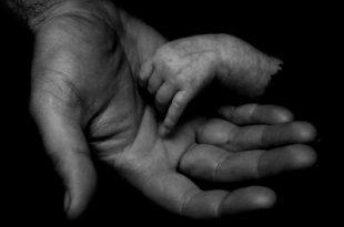 صورة ابويا ضهري وحمايتي , عبارات عن الاب للواتس اب
