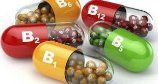 اعراض نقص فيتامين ب1 ب6 ب12